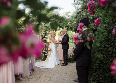 Mariage américain au Chateau de Bouthonvilliers