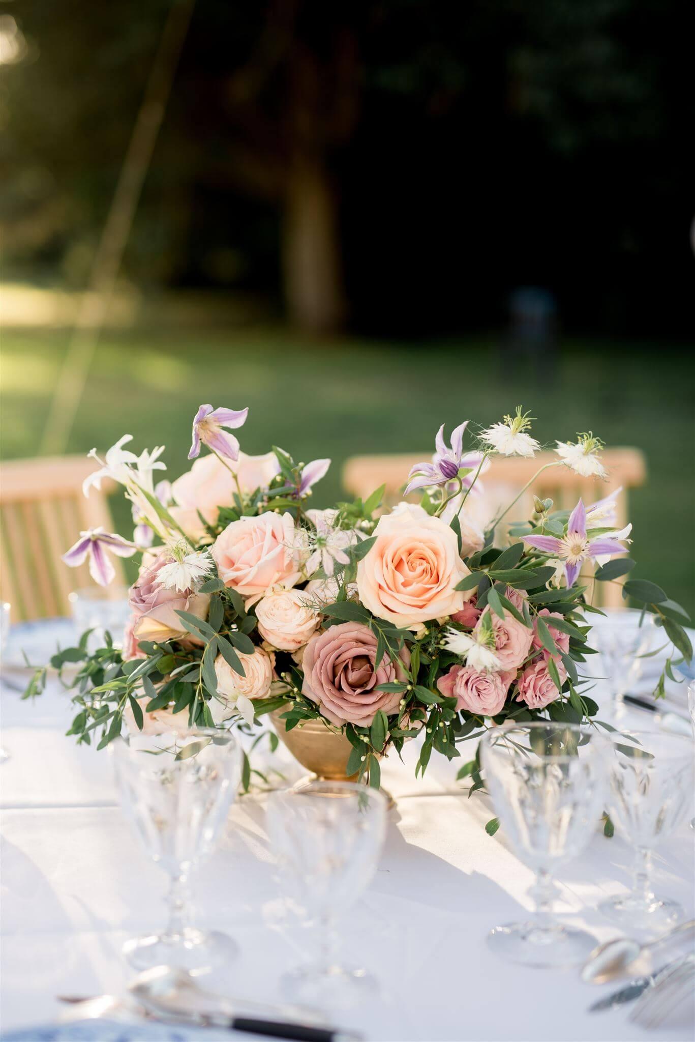 decoratrice de Mariage wedding designer, Linda Champenois